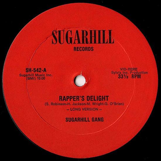 Sugar Hill Gang - Rapper's Delight