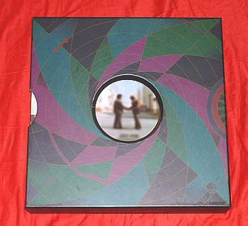 Mispressed records: Pink Floyd - '97 Vinyl Collection