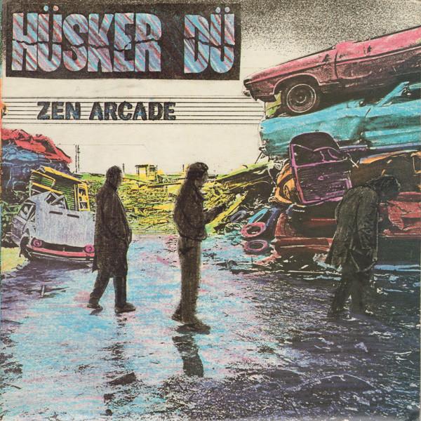 Hüsker-Dü - Zen Arcade