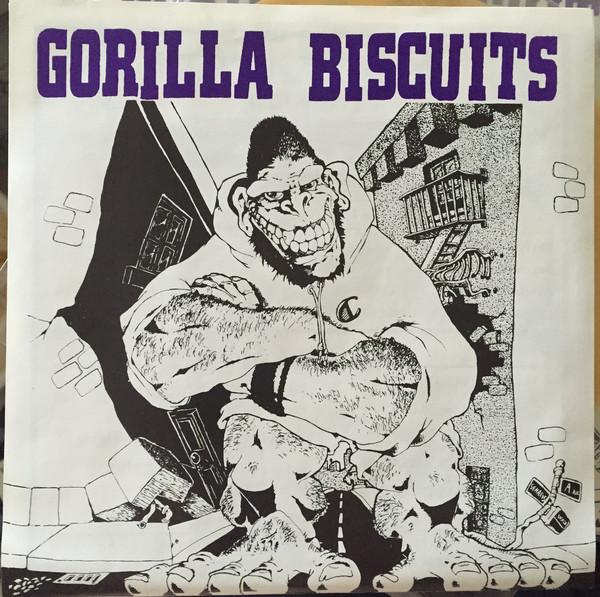Mispressed records: Gorilla Biscuits - Gorilla Biscuits