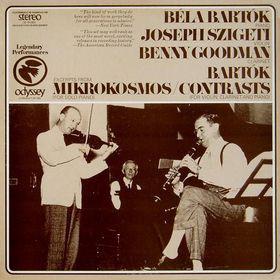 Zola Jesus' Favorite Records: Béla Bartók - Mikrokosmos / Contrasts