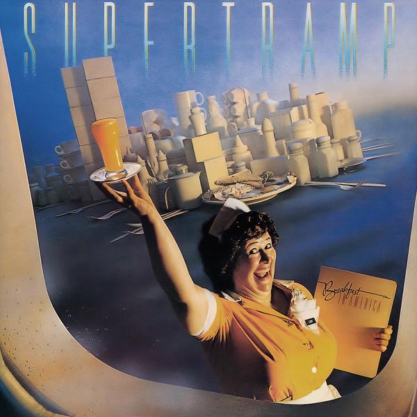 Discogs Best selling albums of Q3 2017: Supertramp Breakfast In America