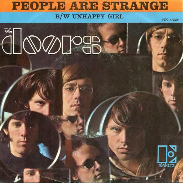 The Best Halloween Records The Doors - People Are Strange Sc 1 St Discogs Blog  sc 1 st  pezcame.com & Best Doors Records u0026 THE DOORS (JIM MORRISON) PICTURE DISC LP THE ...
