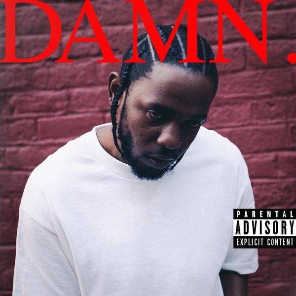 Favorite Records 2017: Kendrick Lamar - DAMN.