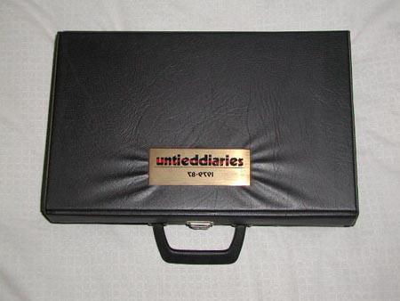 Various – Untieddiaries 1979-87