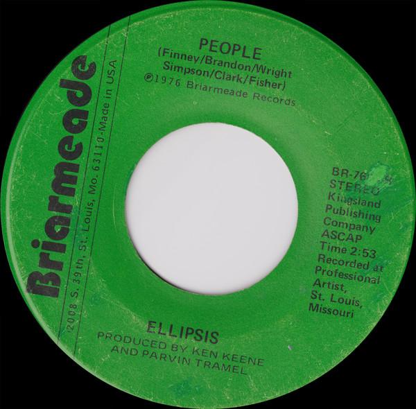 Ellipsis – Gregory Moore / People