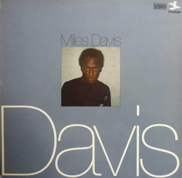 Wild Child's Favorite Records: Miles Davis - Miles Davis album cover