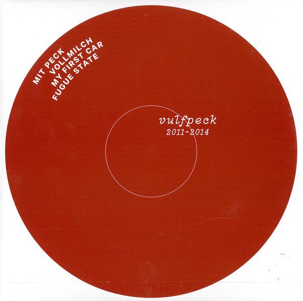 Wild Child's Favorite Records: Vulfpeck Discography 2011-2014 album cover