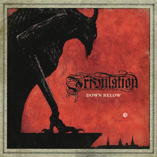Tribulation - Down Below album cover