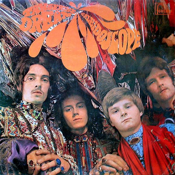 Kaleidoscope - Tangerine Dream album cover on Discogs