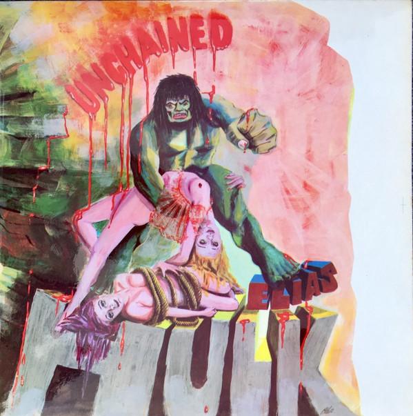 Elias Hulk - Unchained album cover