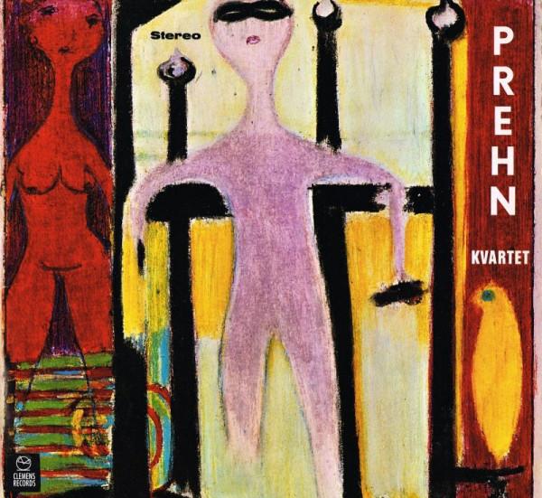 Tom Prehn Kvartet - Tom Prehn Kvartet album cover on Discogs