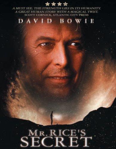 David Bowie's Filmography: Mr Rice's Secret