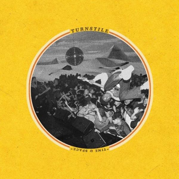 Turnstile - Time & Space album cover