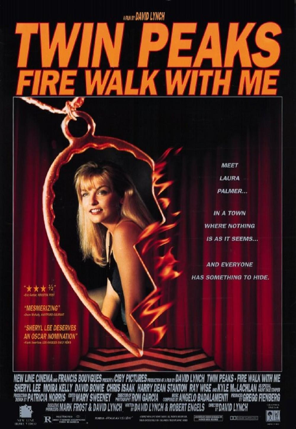 David Bowie's Filmography: Twin Peaks: Fire Walk With Me