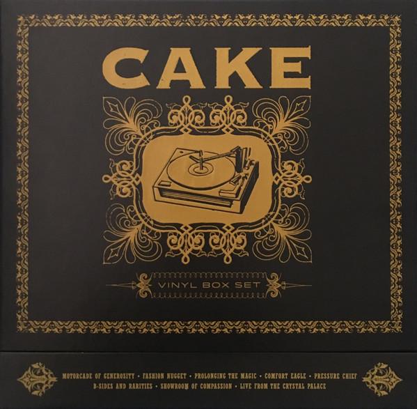 Cake – Vinyl Box Set