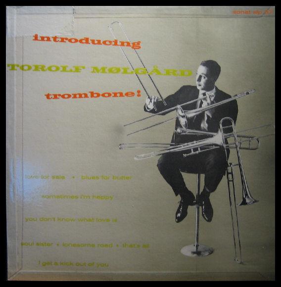 16. Torolf Mølgård – Trombone!