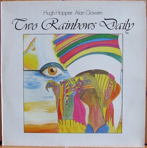 DJ House Shoes's Top 10: Hugh Hopper / Alan Gowen – Two Rainbows Daily