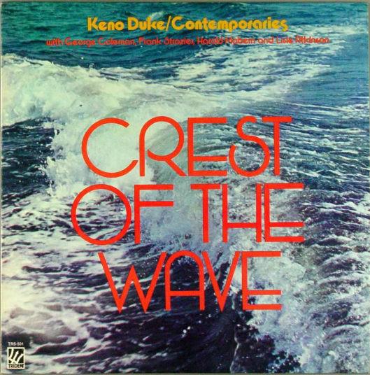 Image result for keno duke crest of the wave