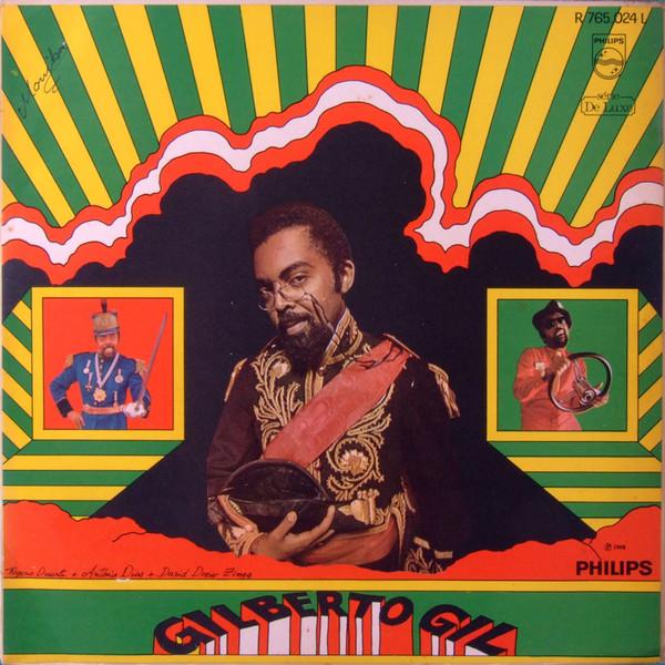 Gilberto Gil - Gilberto Gil album cover