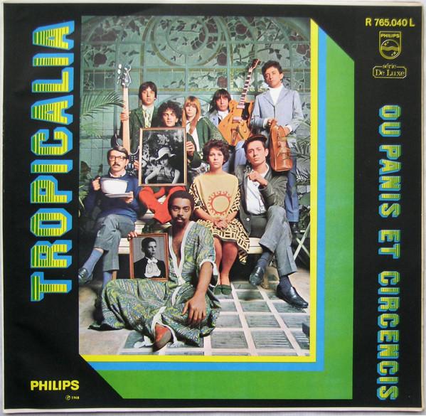 Tropicália ou Panis et Circencis album cover
