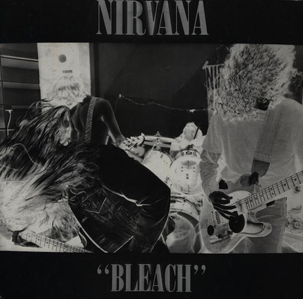10. Nirvana – Bleach