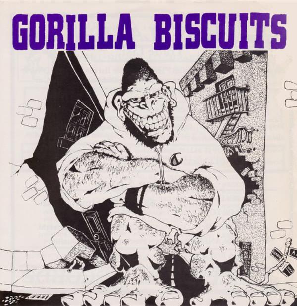 3. Gorilla Biscuits – Gorilla Biscuits