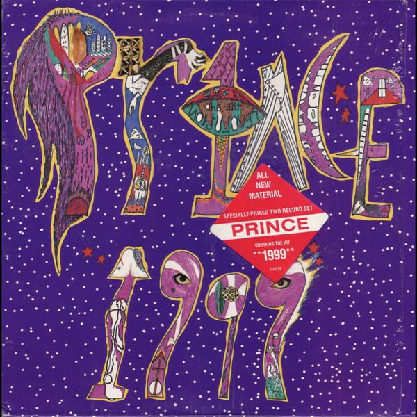 Prince - 1999 album cover