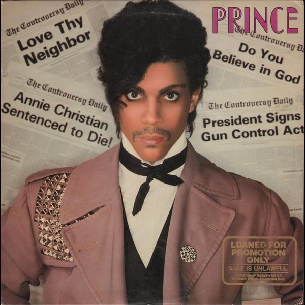 Prince - Controversy album cover