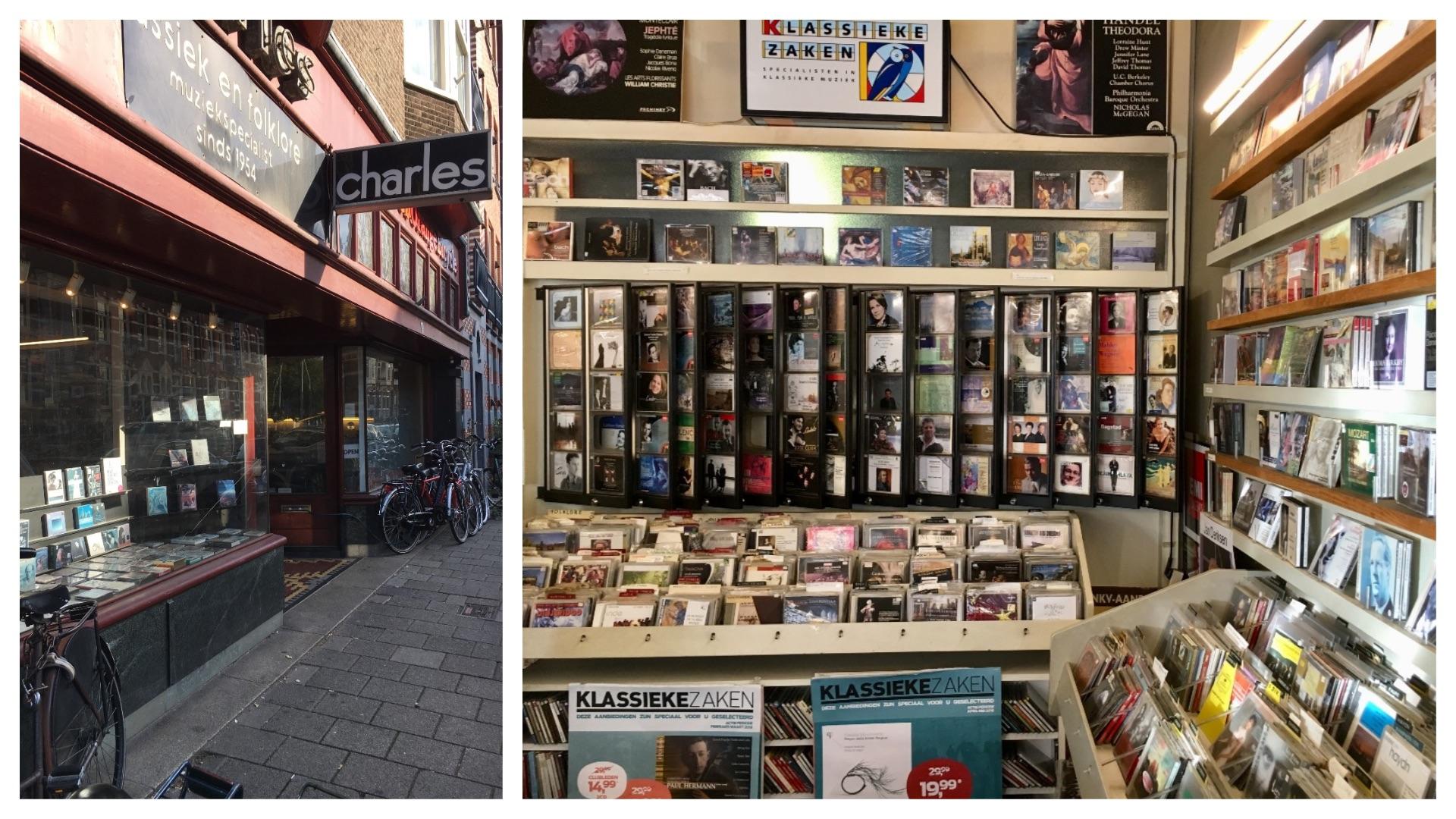 Charles Muziek Amsterdam