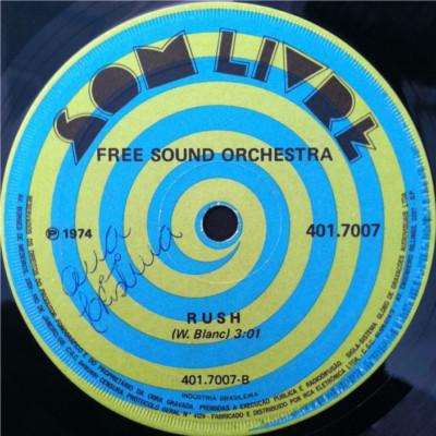 Allen Thayer's Top 10: Danielle / Free Sound Orchestra – Je T'aime / Rush