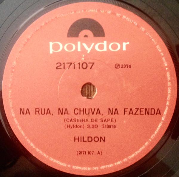 Allen Thayer's Top 10: Hildon – Na Rua, Na Chuva, Na Fazenda / Meu Patuá