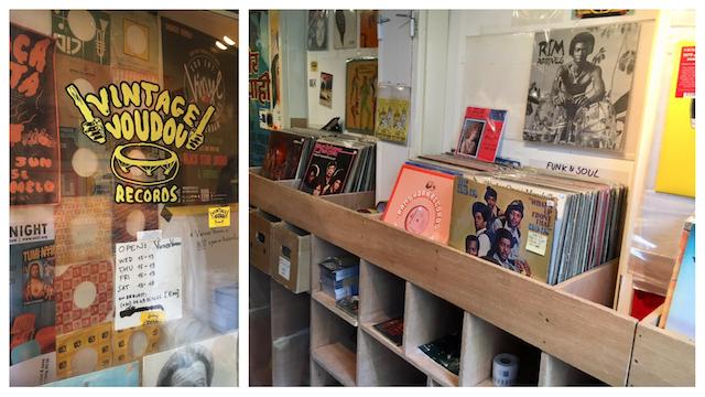 Vintage Voudou Records Amsterdam