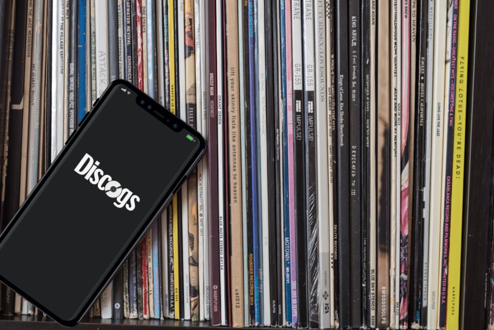 Discogs iOS App 2