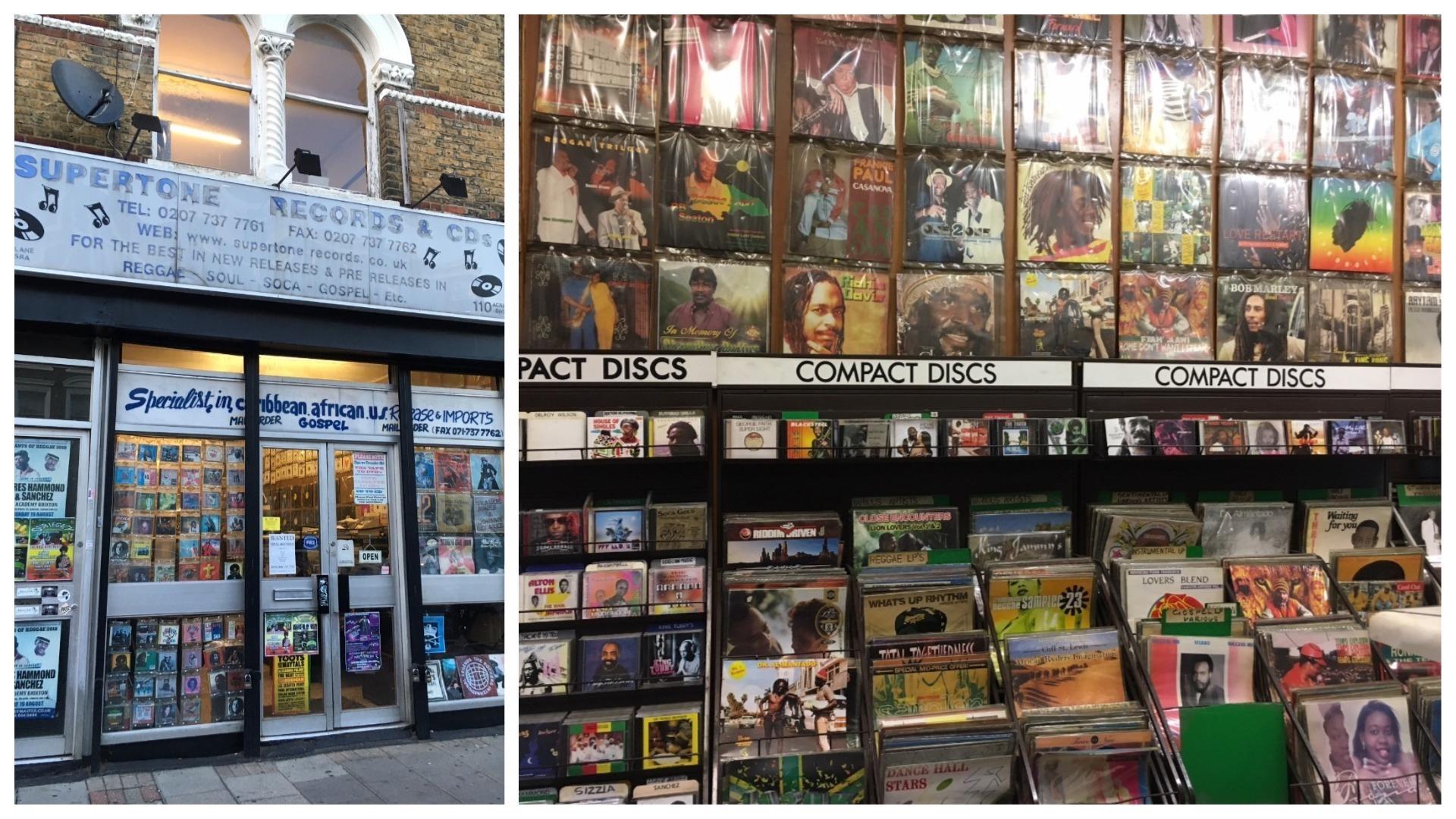 Supertone Records London