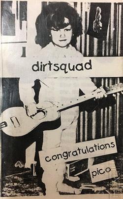 dirtsquad cassette