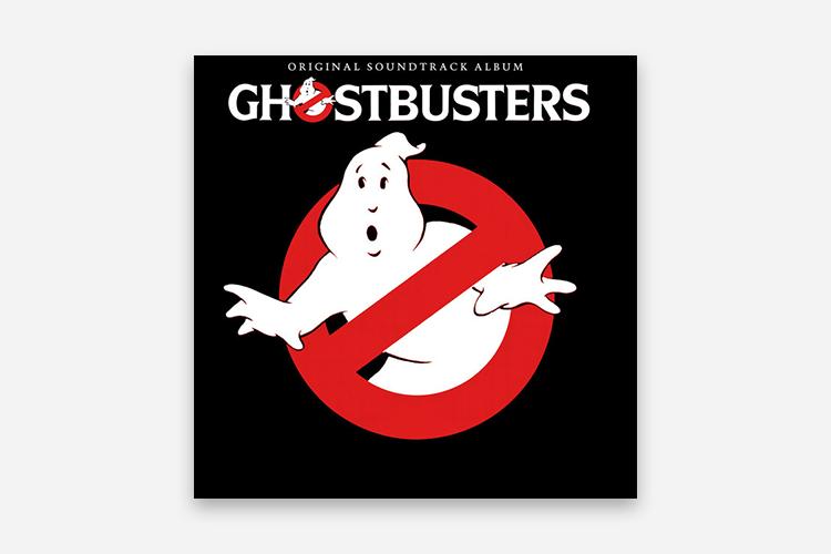The Best Halloween records: Ghostbusters Original Soundtrack Album
