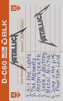 Metallica – No Life Till Leather cassette