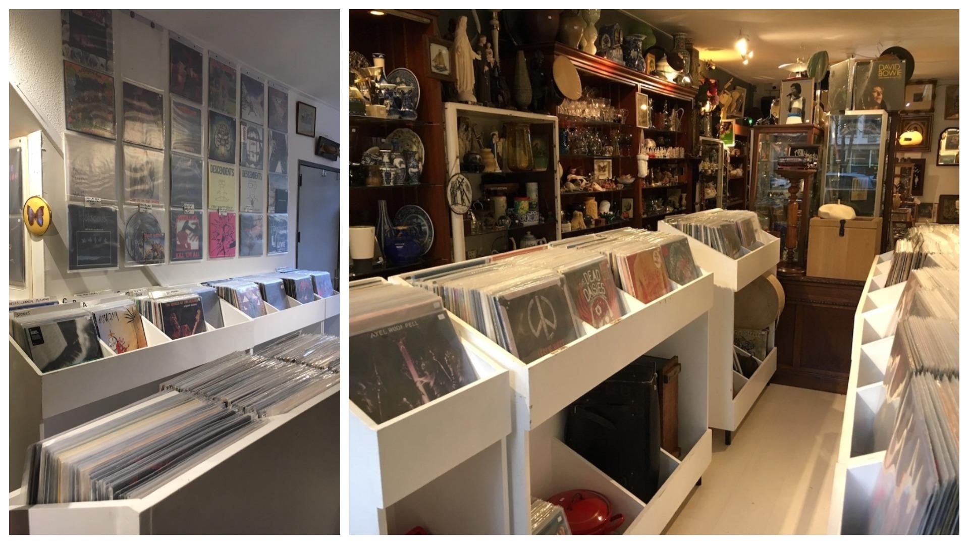 Oudegracht 314 Utrecht Record Shops