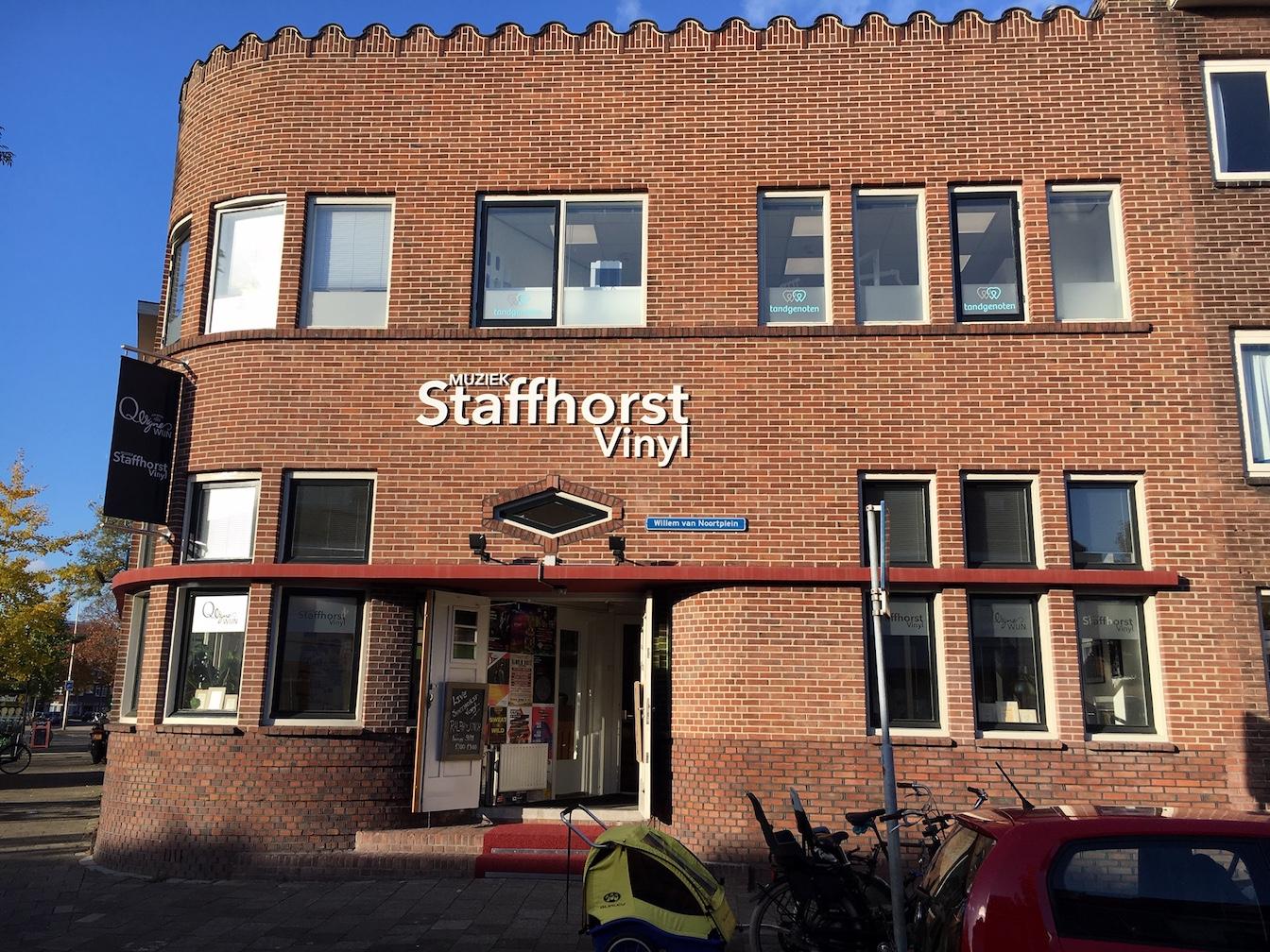 Muziek Staffhorst Vinyl Utrecht Record Shops
