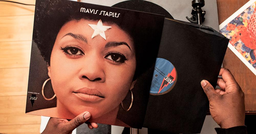 mavis staples self titled album for sale