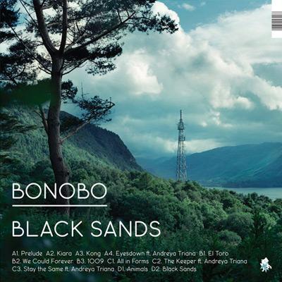 Bonobo - Black Sands for sale