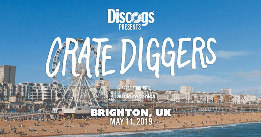 Crate Diggers Brighton