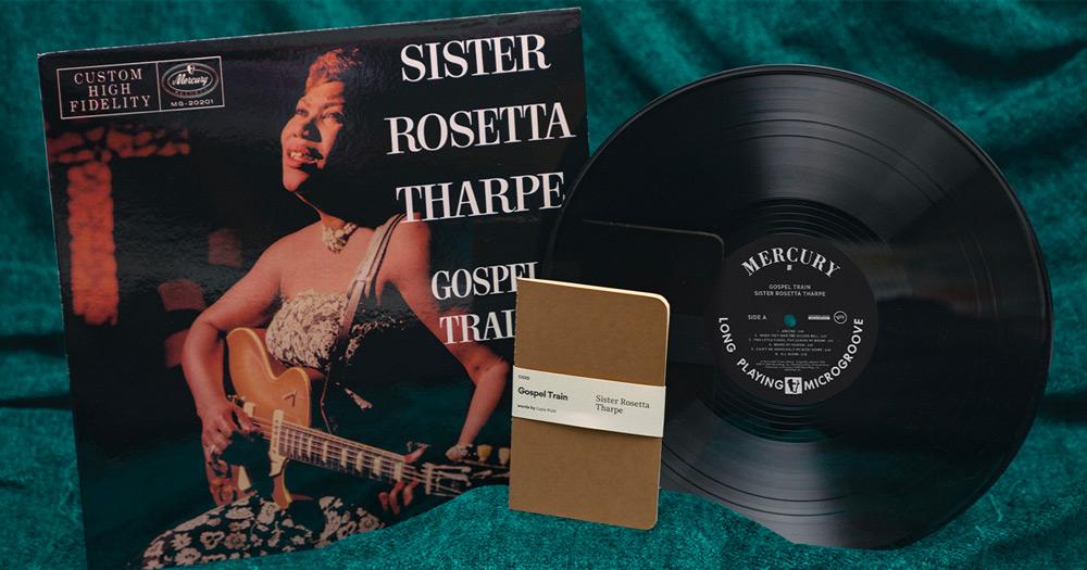 Sister Rosetta Tharpe - Gospel Train