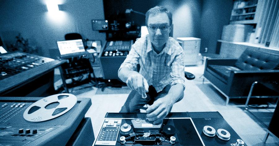 AAA/all-analog mastering process