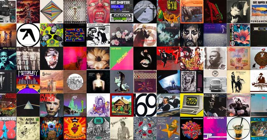 Explore Discogs Lists
