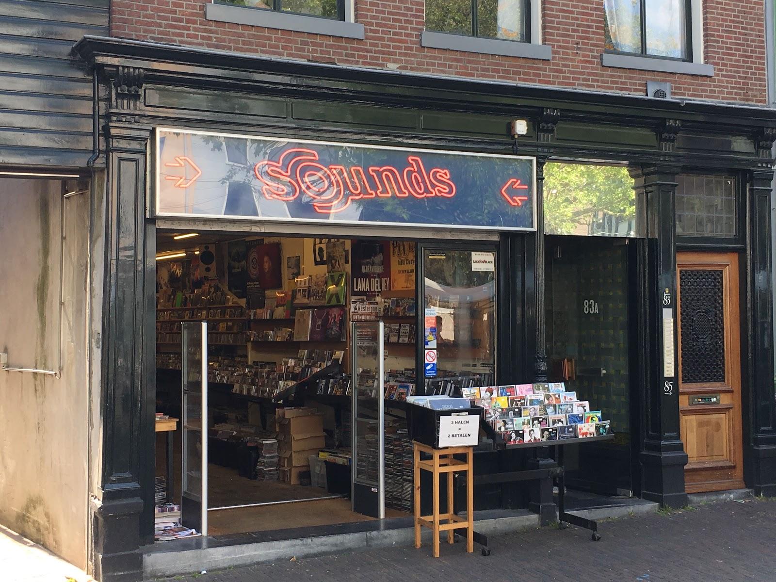 Sounds Delft Storefront