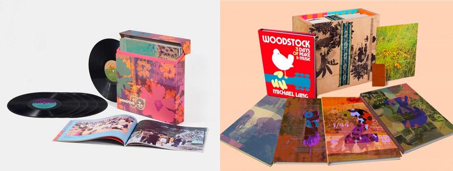 Woodstock 50th anniversary box set