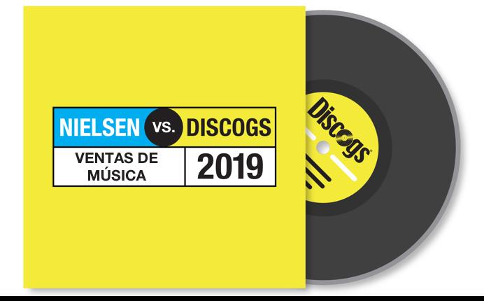 Ventas de música en 2019