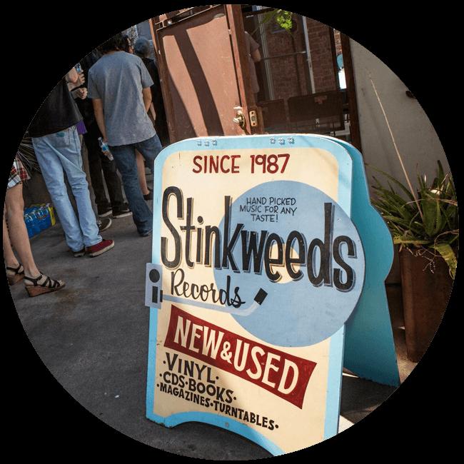 stinkweeds-record-store in phoenix, az